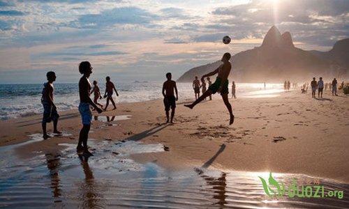 """全球最""""性感""""的5处海滩一定会有你喜欢的海滩"""